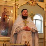 Рождественское поздравление благочинного приходов Таганрогского округа протоиерея Алексея Лысикова