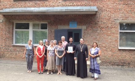 В Федоровской сельской больнице прошел осмотр детей Обществом православных врачей