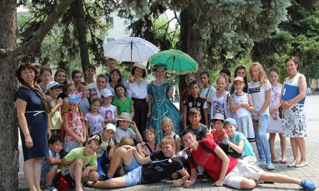 При Никольском храме Таганрога начал работу летний православный лагерь