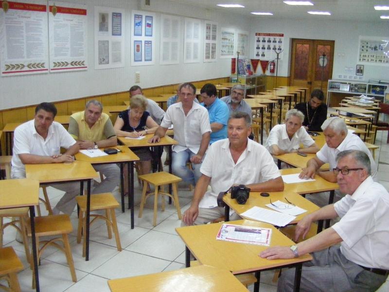 Руководитель православного медико-просветительского центра «Трезвение» принял участие в заседании Общественного совета при Управлении МВД Таганрога
