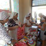 В Свято-Троицком храме Таганрога прошла традиционная благотворительная ярмарка «Соберем ребенка в школу»
