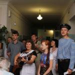 Сестры Елисаветинского сестричества поздравили подопечных в хосписе с Днем освобождения Таганрога