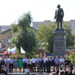 Священнослужители Таганрогского благочиния приняли участие в торжествах, посвящённых 318 годовщине основания города Таганрога