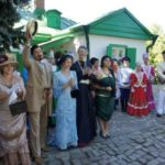 Священнослужители Таганрогского благочиния приняли участие в праздновании 90-летия открытия усадьбы-музея «Домик Чехова»