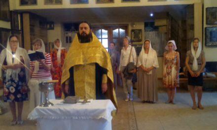 В таганрогской Свято-Георгиевской приходской Воскресной школе состоялся педагогический совет