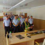 Помощником благочинного Таганрогского округа совершено освящение таганрогского отдела ГИБДД