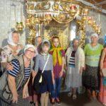 Прихожане Свято-Никольского храма с. Весёло-Вознесенка побывали в паломнической поездке по святым местам Ростова-на-Дону и его окрестностей