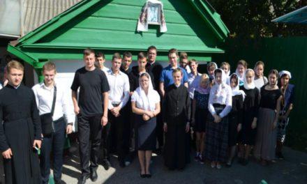 Воспитанники Донской духовной семинарии посетили святые места Таганрога