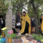 В день блаженной кончины архиепископа Николая (Феодосьева) состоялась панихида на Николаевском кладбище г. Таганрога