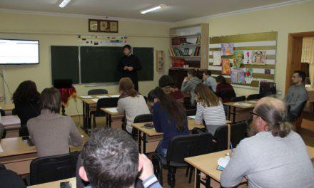 Состоялось собрание молодёжного отдела и ведущих активистов православных молодёжных объединений Таганрогского благочиния