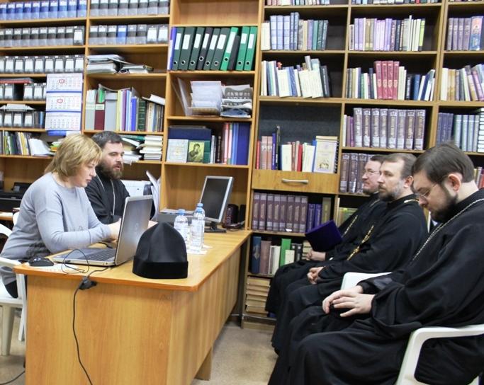 Состоялся практико-ориентированный семинар по образовательной деятельности для священнослужителей благочиния