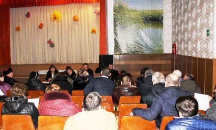Состоялось собрание Попечительского совета Свято-Никольского храма села Платово