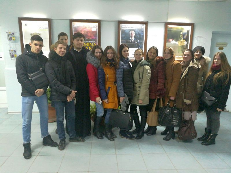 Православная молодежь Таганрогского благочиния участвовала в Сретенской конференции в г. Ростове-на-Дону