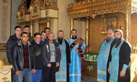 Таганрог посетили воспитанники спортивного Александро-Невского клуба при Богоявленском кафедральном соборе г. Горловка