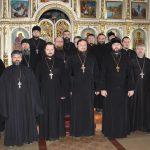 Состоялся очередной пастырский семинар священнослужителей Таганрогского благочиния