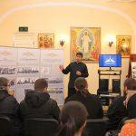 Таганрогское благочиние посетили участники Межъепархиального молодёжного съезда Южного федерального округа