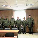 Клирик Таганрогского благочиния совершил чин освящения помещений погранзаставы