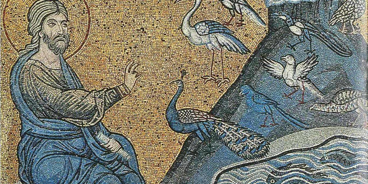 Происхождение мира  — важнейший аксиологический вопрос человеческого существования
