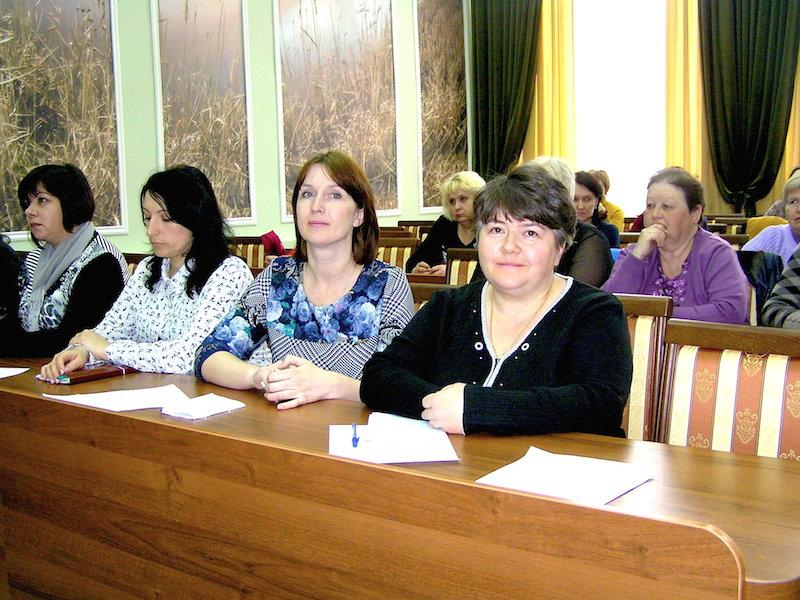Преподаватель воскресной школы Магдалининского храма с. Андреево-Мелентьево приняла участие в собрании общественного движения «Матери России»
