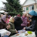 В Георгиевском храме состоялась выставка-дегустация постных блюд