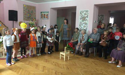 Воспитанники воскресной школы Никольского храма посетили городской Дом-интернат для престарелых и инвалидов