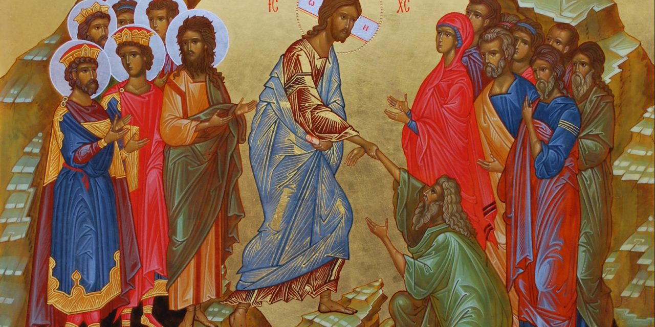 Расписание онлайн-трансляций богослужений Страстной седмицы и Пасхи Христовой