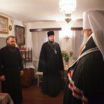 В келье праведного Павла Таганрогского впервые совершен монашеский постриг