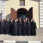 Состоялось собрание духовенства Таганрогского благочиния