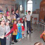 В Магдалининском храме села Андреево-Мелентьево прошел Пасхальный утренник