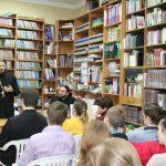 В Центре семьи и молодежи Таганрогского благочиния состоялась лекция иерея Михаила Гапоненко