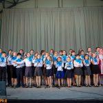 Помощник по образовательной деятельности благочинного Таганрогского округа Кирилл Федоров принял участие в традиционном фестивале, организованном средней школой №5 г. Таганрога.