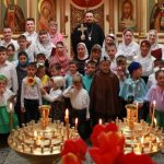 В Сергиевском храме Таганрога состоялся концерт, посвященный празднованию Пасхи и дня святых жен-мироносиц