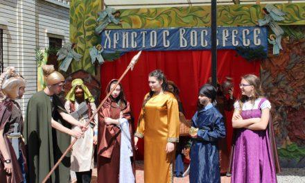 В храме Иерусалимской иконы Божией Матери Таганрога состоялся пасхальный концерт