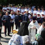 В Таганроге отметили очередную годовщину героической обороны города в годы Крымской войны