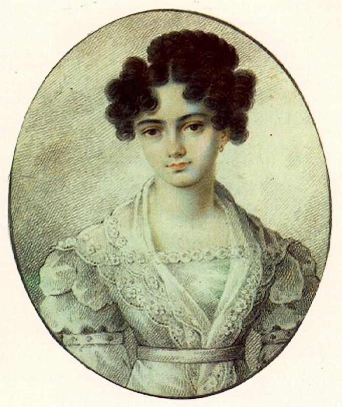 Мария Николаевна Раевская-Волконская