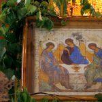 Троица: исполнение всего совершенного Христом
