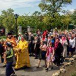 Приход храма святителя Николая Чудотворца с. Николаевка отметил престольный праздник