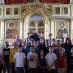 Воспитанники спортшколы из станицы Крыловской посетили Таганрог