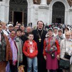 Прихожане Никольского храма с. Лакедемоновка совершили паломническую поездку по монастырям столицы и Московской области