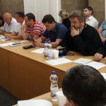 Представители благочиния приняли участие в работе круглого стола «Общественный контроль в местах принудительного содержания»
