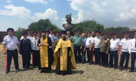 В селе Весёло-Вознесенка совершён молебен в честь победы в Отечественной войне 1812 года
