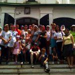 Дети-инвалиды из Таганрога совершили паломническую поездку в Свято-Донской Старочеркасский мужской монастырь