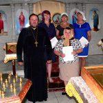 В Магдалининском храме с. Андреево-Мелентьево совершен молебен об успешной работе активисток общественного движения «Матери России»