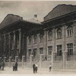 История здания Алексеевской женской гимназии в Таганроге