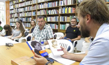 В Центре семьи и молодежи состоялся круглый стол, посвященный разработке путеводителя «Город Чехова»