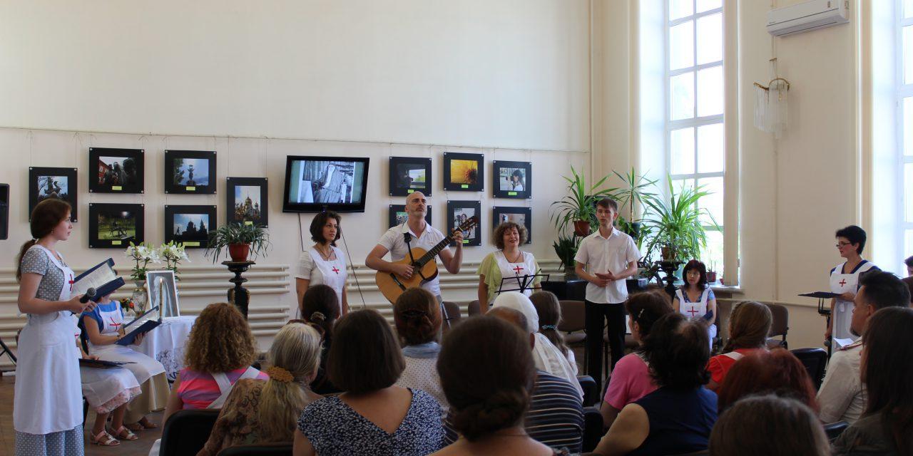 Сестры Елисаветинского сестричества провели музыкальный вечер, посвященный своей небесной покровительнице