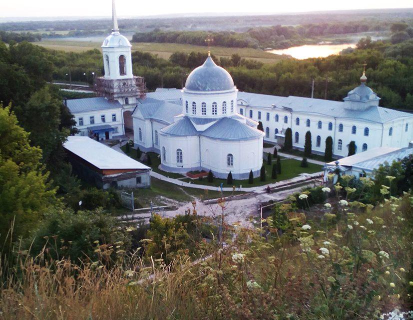 Прошлое и настоящее Дивногорской обители