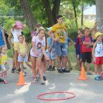 Молодые прихожане храма Иерусалимской иконы Божией Матери г. Таганрога выступили организаторами спортивного праздника
