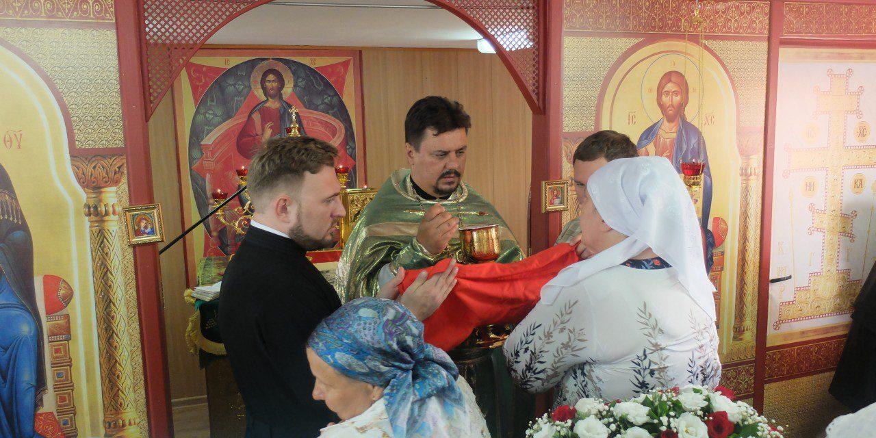 Серафимовский приход города Таганрога отметил престольный праздник