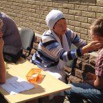 В Георгиевском храме Таганрога прошла социальная акция «Час консультаций»